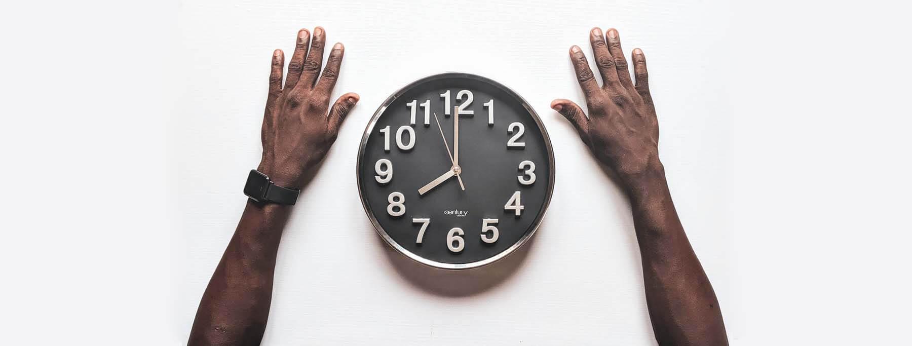 Cómo mejorar la gestión del tiempo en el trabajo en 2020