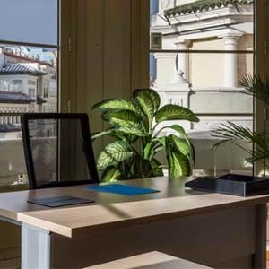 Como conseguir una oficina más sostenible